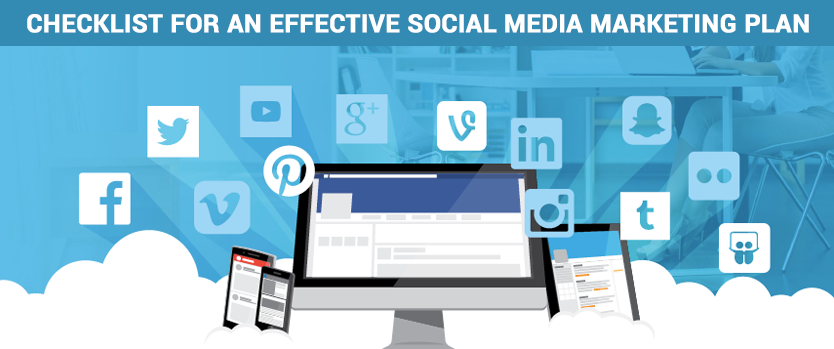 Checklist for an Effective Social Media Marketing Plan