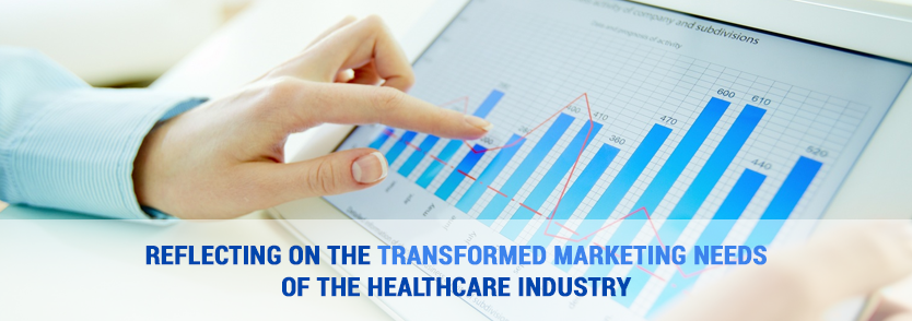 Reflecting on the Transformed Marketing Needs of the Healthcare Industry