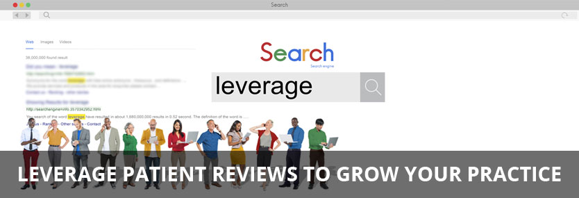 Leverage Patient Reviews to Grow Your Practice