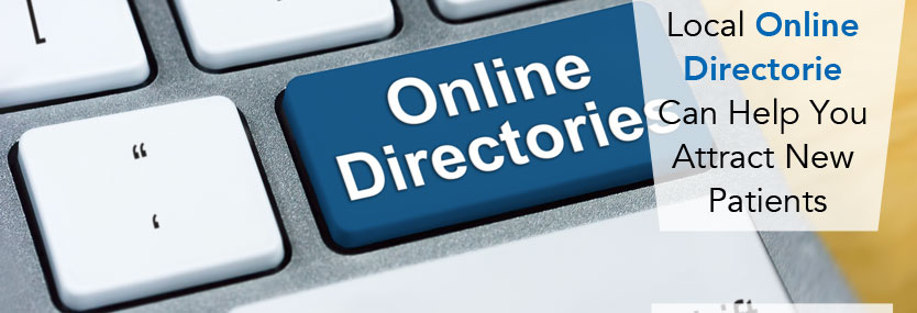 Local Online Directories Can Help You Attract New Patients