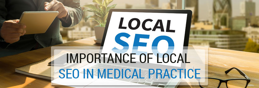 Importance of Local SEO in Medical Practice