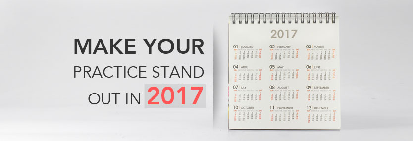 5 Ways to Make Your Practice Stand Out in 2017