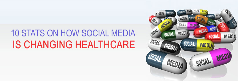 10 Stats on How Social Media is Changing Healthcare