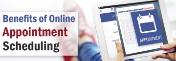 Benefits of Online Appointment Scheduling