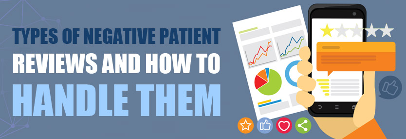 Types of Negative Patient Reviews and How to Handle Them