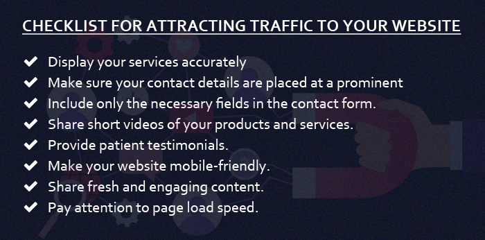 Attract Website Visitors