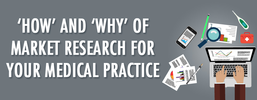 'How' and 'Why' of Market Research for Your Medical Practice