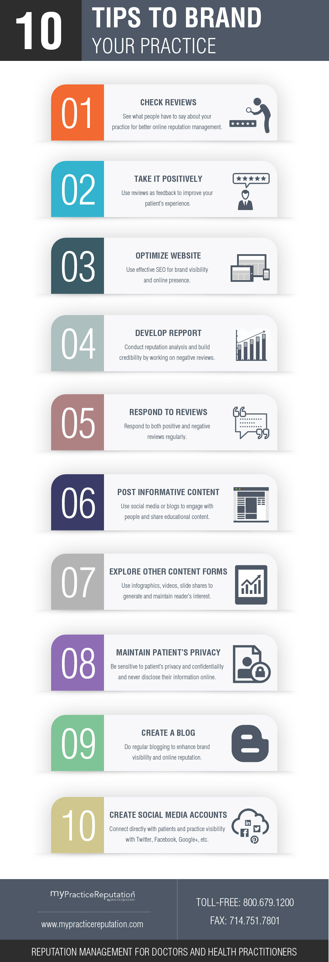 10tips to brand