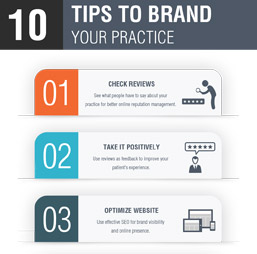 10 Tips To Brand Your Practice