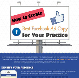 How to Create the Best Facebook Ad Copy for Your Practice